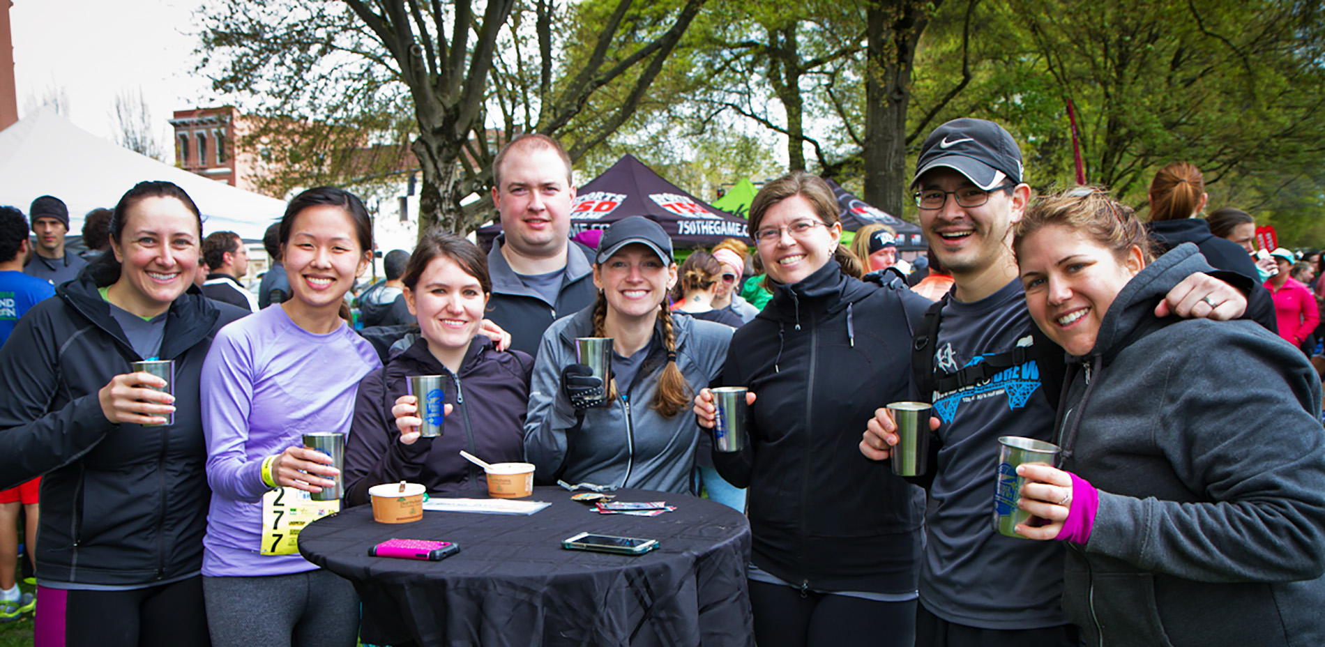 Bridge to Brews Running Event