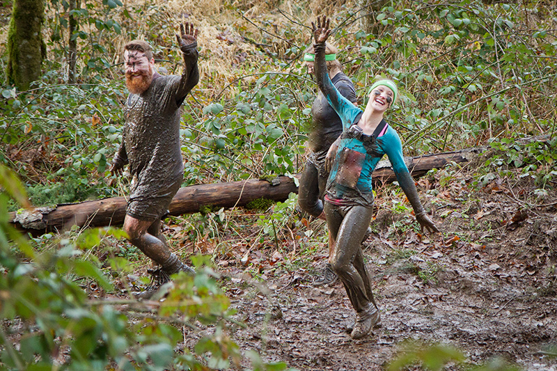 Dirty Leprechaun 5k Mud Run - Lee Farms, Tualatin, OR