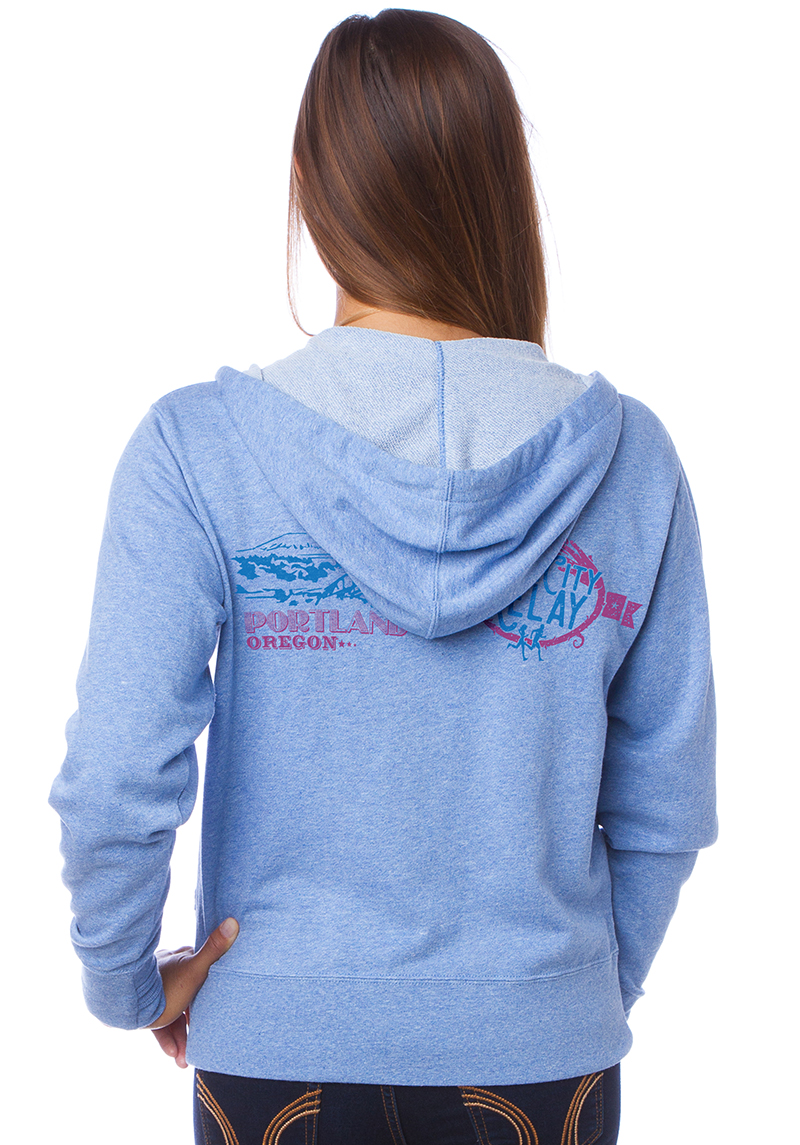 Rose City Relay Sweater